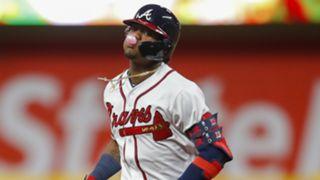 Ronald Acuna Jr Arizona Diamondbacks v Atlanta Braves MLB regular season 16042019