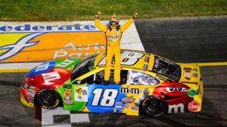 Kyle Busch Toyota Monster Energy NASCAR Cup Series Federated Auto Parts 22092018