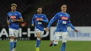 Napoli v Lazio Serie A 20012018