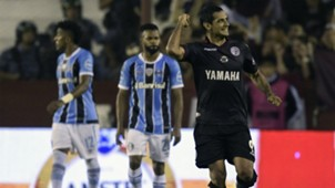 Jose Sand Lanus v Gremio Final Copa Libertadores 29112017