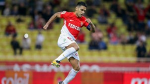 Radamel Falcao García Monaco vs SM Caen Ligue 1 21102017