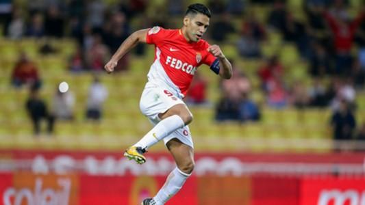 Radamel Falcao García Monaco vs SM Caen Ligue 1 21102017