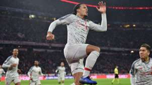 Virgil Van Dijk Liverpool Champions League 03132019