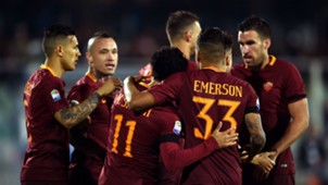 Pescara v Roma Serie A Italy 24042017