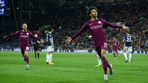 Leroy Sane Manchester City EFL Cup 09202017