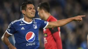 Millonarios v General Diaz Copa Sudamericana 15082018