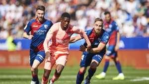 Barcelona vs. Huesca La Liga 13042019
