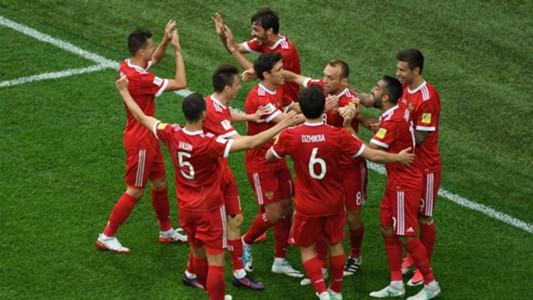 Rusia vs Nueva Zelanda Copa Confederaciones 17062017