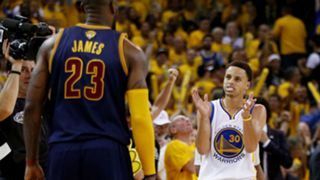 NBA Finals Game One 04062015