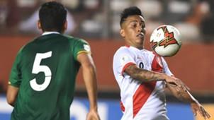 Christian Cueva Perú v Bolivia Eliminatorias sudamericanas 31082017