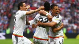 México vs Rusia Copa Confederaciones 24062017