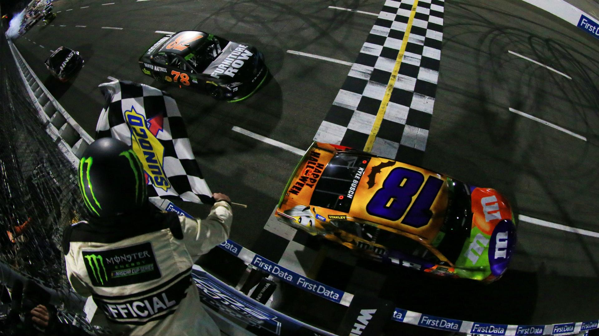 f9f16c64b591 2018 NASCAR All-Star Race odds
