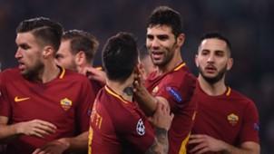 Roma v Qarabag UEFA Champions League 05122017