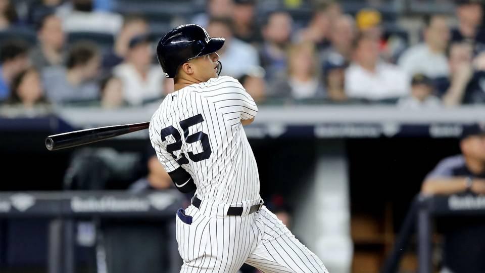 Gleyber Torres injury update: Yankees rookie nearing return from DL