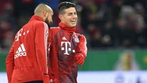 Bayern Muenchen v Borussia Dortmund DFB Cup 20122017