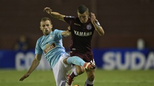 Lanus v Sporting Cristal Copa Sudamericana 21022018JUAN MABROMATA/AFP/Getty Images