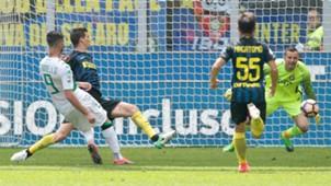 Inter vs Sassuolo Serie A 14052017
