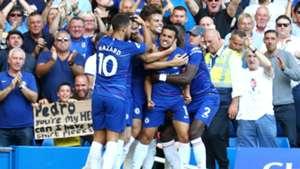 Pedro Chelsea vs Bournemouth Premier League 01092018