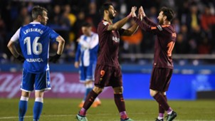 Deportivo La Coruna v Barcelona La Liga 29042018