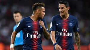 PSG v Caen Ligue 1 12082018