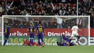 Luis Muriel Sevilla v Barcelona La Liga 31032018