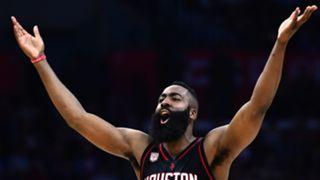 James Harden Houston Rockets 2016