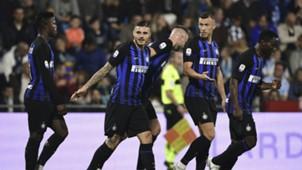Spal v Inter Serie A 07102018