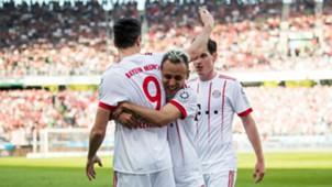 Robert Lewandowski Bayern Múnich vs Hannover 96 Bundesliga 21042018