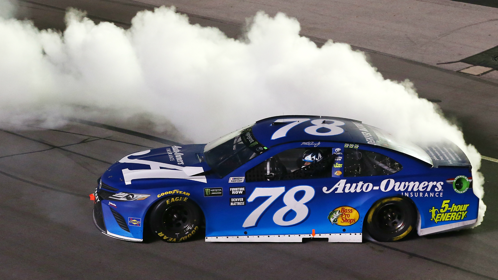 Furniture Row Racing Shutting Down Due To Lack Of Funds Sporting News