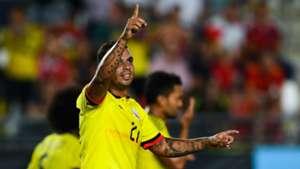 Edwin Cardona Colombia vs España Amistoso 07062017