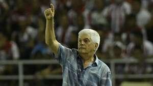 Julio Comesaña Junior v Independiente Santa Fe Copa CONMEBOL Sudamericana 29112018