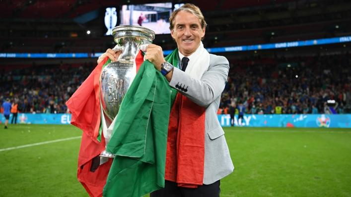 Roberto Mancini felt Italy's Euro 2020 success 'healed' old Wembley wounds with Sampdoria