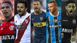 Mejor Jugador de América Premio El País 29112017