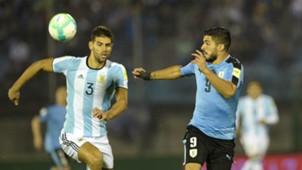 Luis Suarez - Uruguay vs Argentina WCQ 08312017