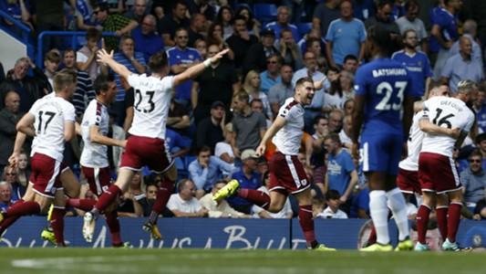 Chelsea v Burnley 12082017