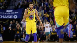 Stephen Curry Golden State Warriors vs Minnesota Timberwolves NBA 25012018