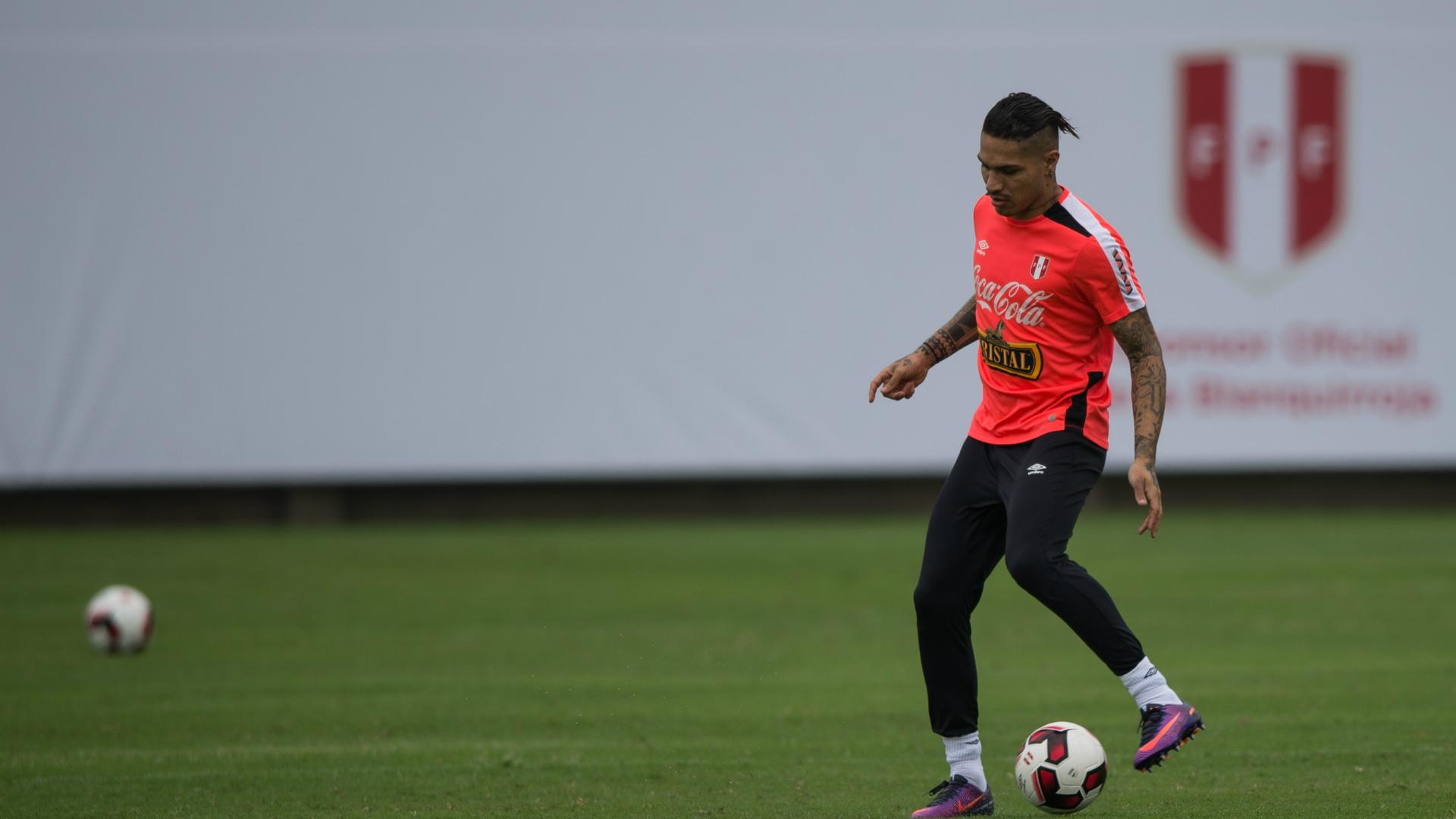Paolo Guerrero podrá entrenar como futbolista desde el 5 de marzo