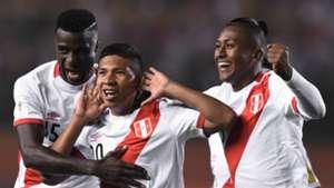 Edinson Flores Peru vs Bolivia WCQ 08312017