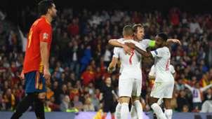 Spain v England UEFA Nations League A 15102018