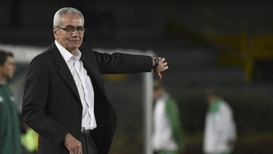 Gregorio Perez Santa Fe v Fuerza Amarilla Copa Sudamericana 25072017