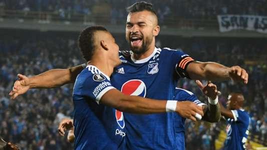 Andrés Cadavid Millonarios vs Deportivo Lara Copa Libertadores 17042018