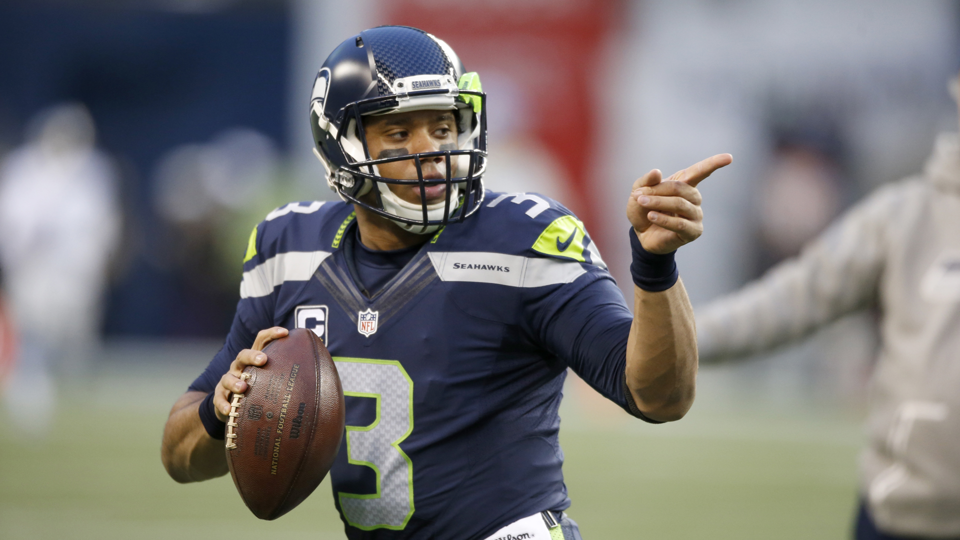 Russell Wilson on pace to break unusual NFL record
