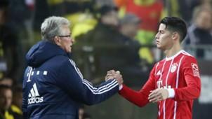 James Heynckes Bayern Munich 04112017