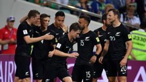 Chris Wood México v Nueva Zelanda Copa Confederaciones 21062017