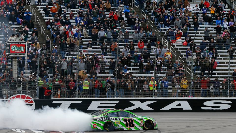 NASCAR at Texas: TV schedule, standings, qualifying drivers for AAA Texas 500