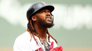 Hanley Ramirez Boston Red Sox MLB 04142018