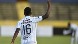 Jhon Cifuentes Universidad Católica Ecuador Copa Sudamericana 2017
