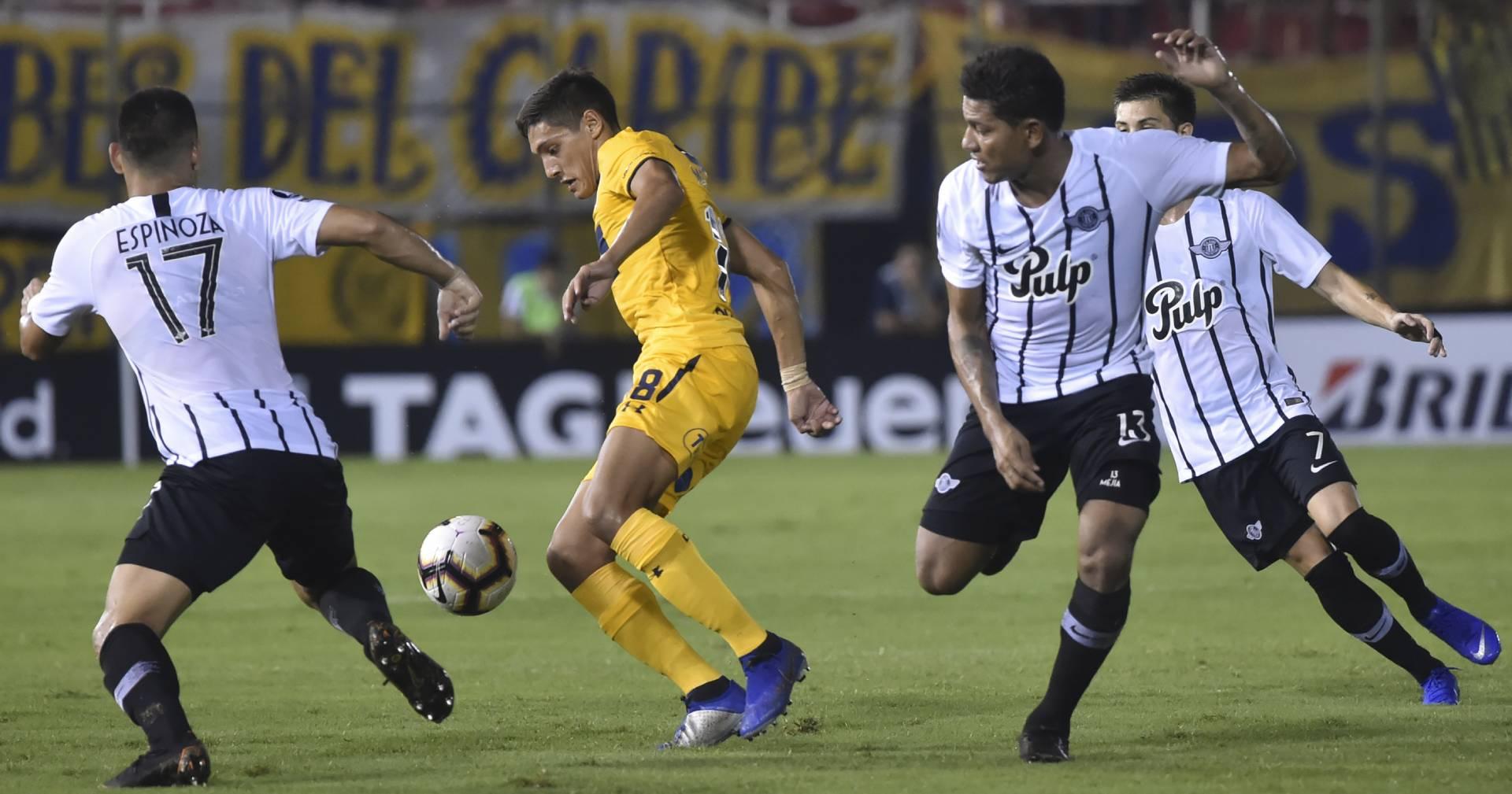 Copa Libertadores: Rosario Central perdió con Libertad y empieza a despedirse