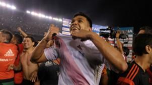 Teo Gutiérrez Teófilo Gutiérrez River Plate