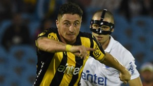 Cristian Rodríguez Peñarol v Nacional Primera División 04042017